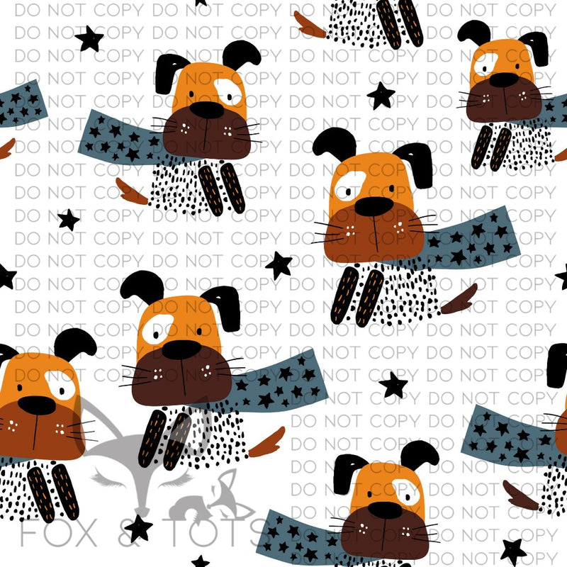Super Puppy Fabric