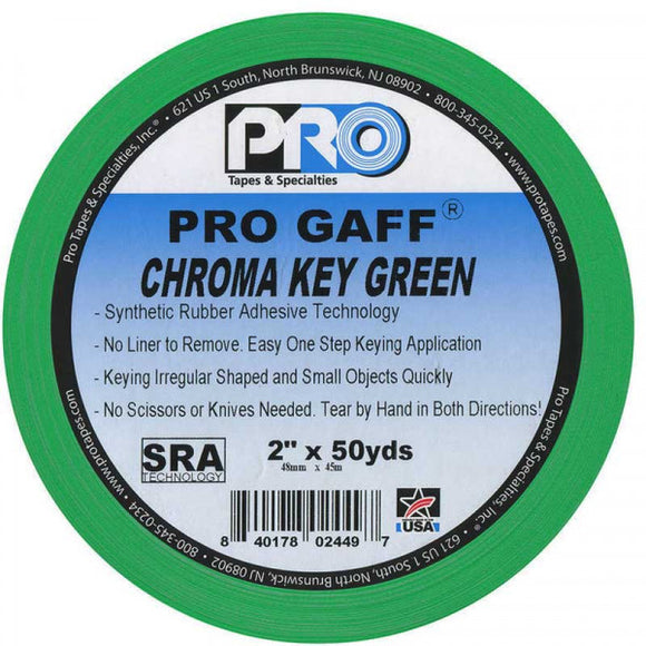 Gaffer Tape Chroma Key Green de 2