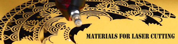 buy materials for laser cutting