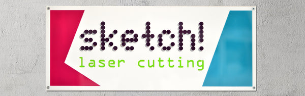 Sketch Laser Cutting in London