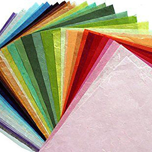 Silk Thai Tissue Paper (3 sheets 40x70cm)