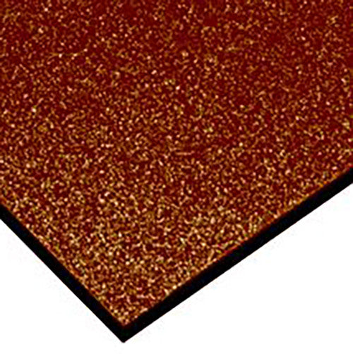 5MM ACRYLIC SPARKLE - BROWN 5SPO