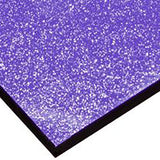 5MM ACRYLIC SPARKLE - PURPLE 8SPO