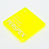 5MM ACRYLIC FLUORESCENT - YELLOW 2T51