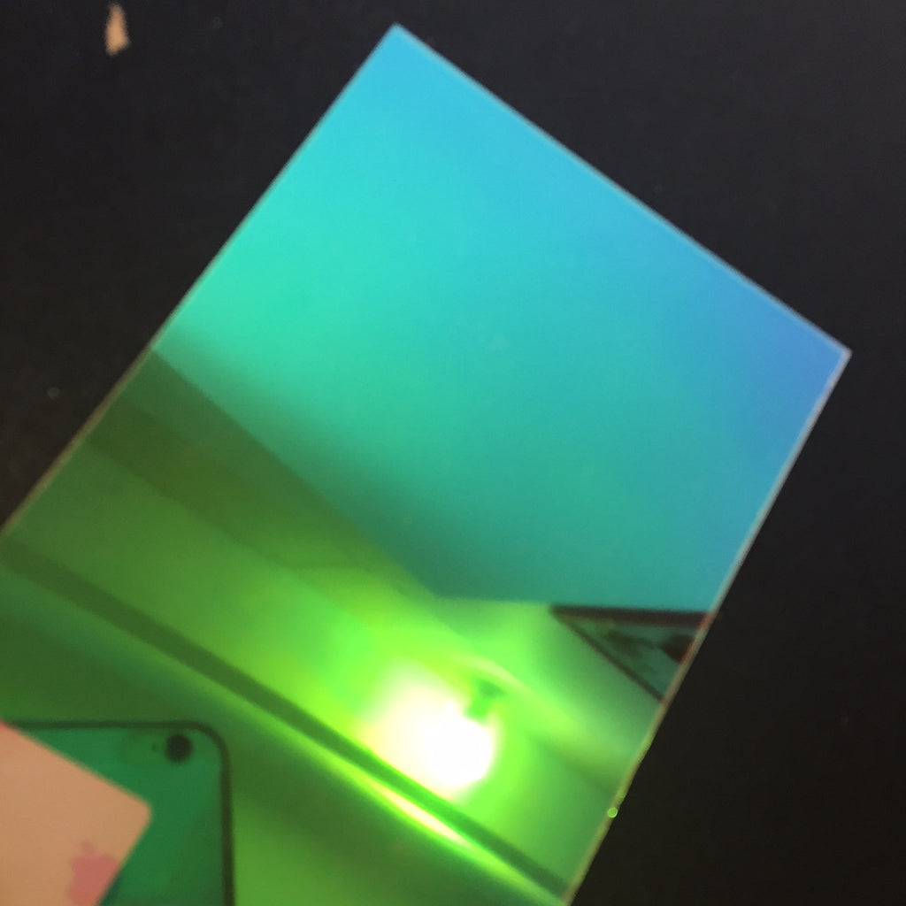 3mm Reflections Radiant Iridescent Acrylic Sheet Sketch