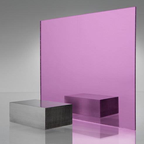 3MM ACRYLIC MIRROR - PINK 1450