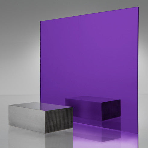 3MM ACRYLIC MIRROR - PURPLE 1020