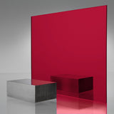 3MM ACRYLIC MIRROR - RED 1400