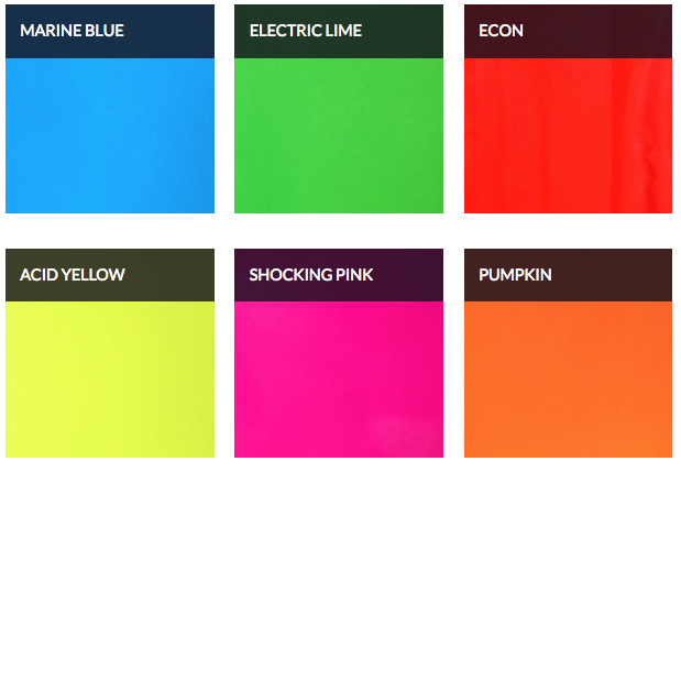 Neon Lamb Nappa (6 Colours)