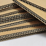 Double Wall Corrugated Cardboard Sheet (pack of x20)