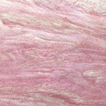 3mm Acrylic - Shimmer Swirl Glittery Marble - Baby pink