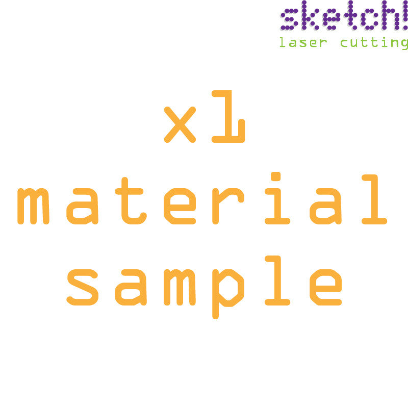 Material Sample x1 (Free Shipping)