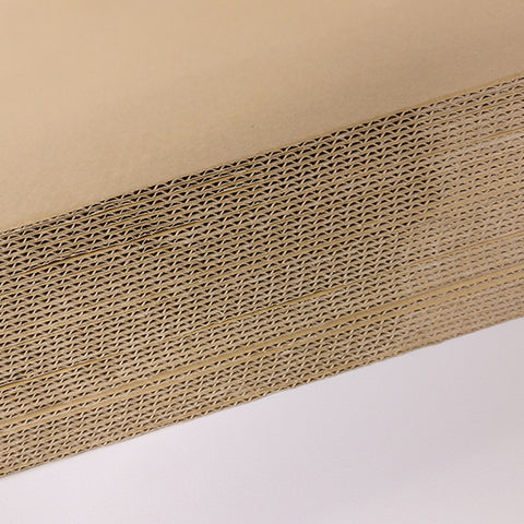 Single Wall Corrugated Cardboard Sheet (pack of x30)