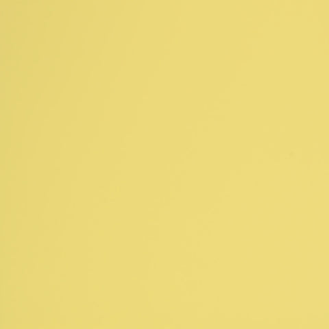 3MM  ACRYLIC PASTEL - LEMON BONBON YELLOW