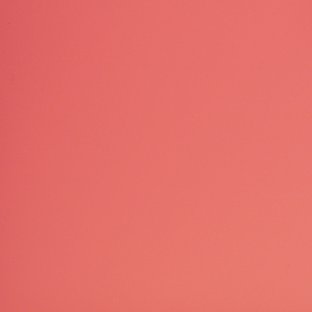 3MM  ACRYLIC PASTEL - RASPBERRY SHERBET RED