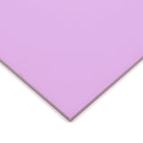 3MM  ACRYLIC PASTEL - SOUR GRAPE PINK