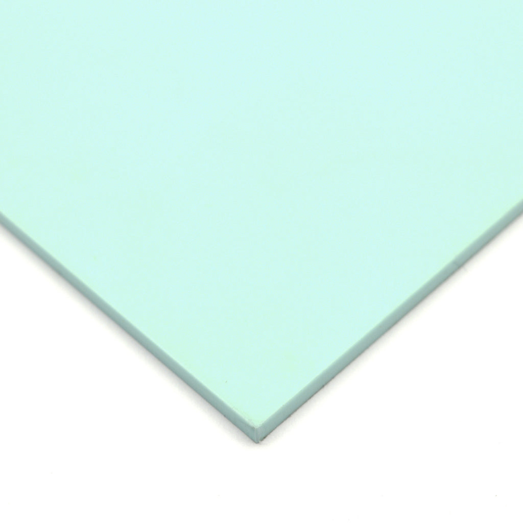 3MM  ACRYLIC PASTEL - SPEARMINT GREEN