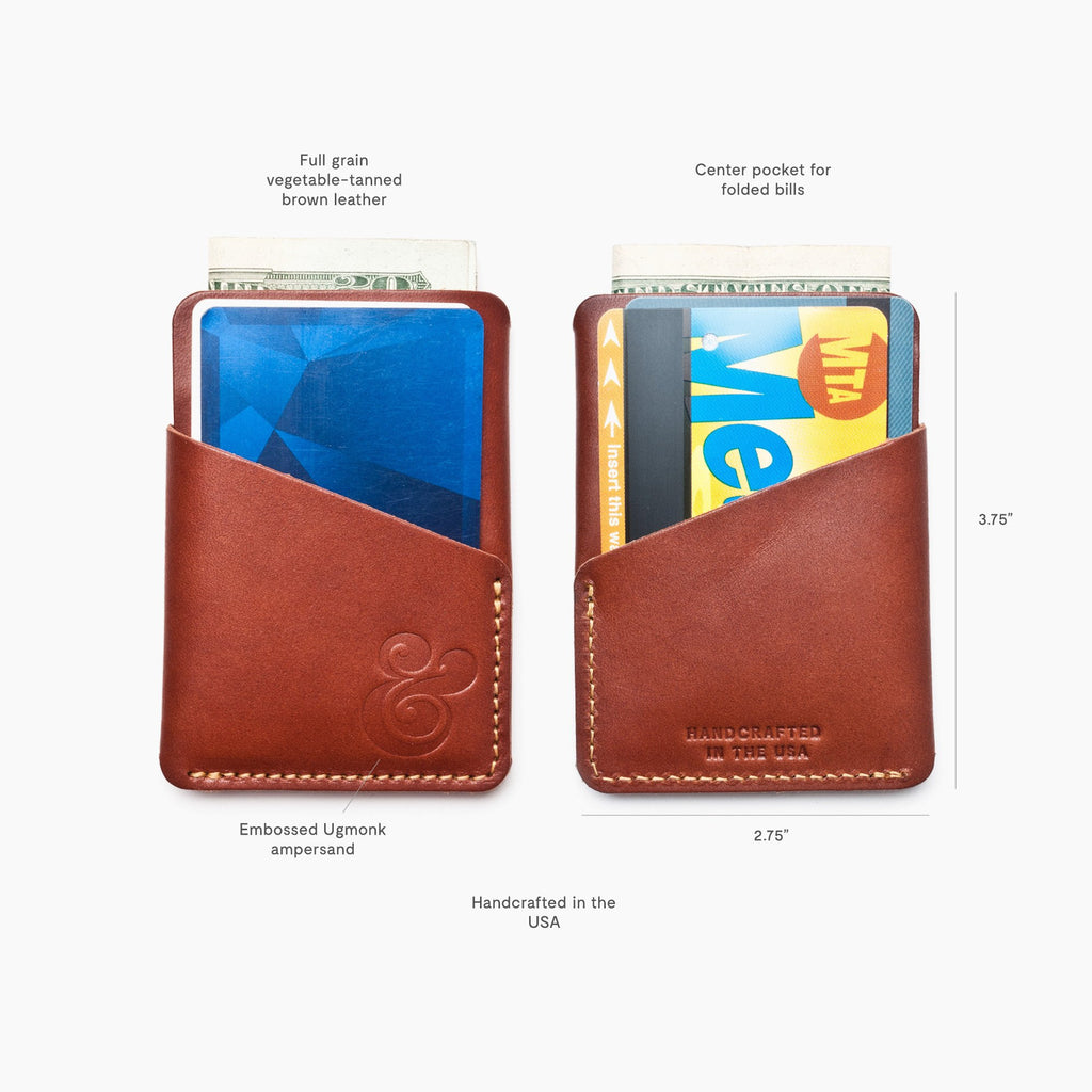 Slim Card Case details