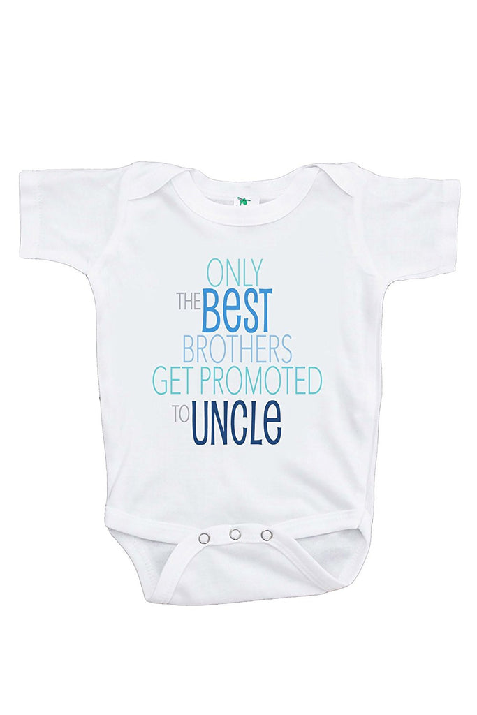 Best Brothers Get Promoted to Uncle Pregnancy Announcement Onepiece