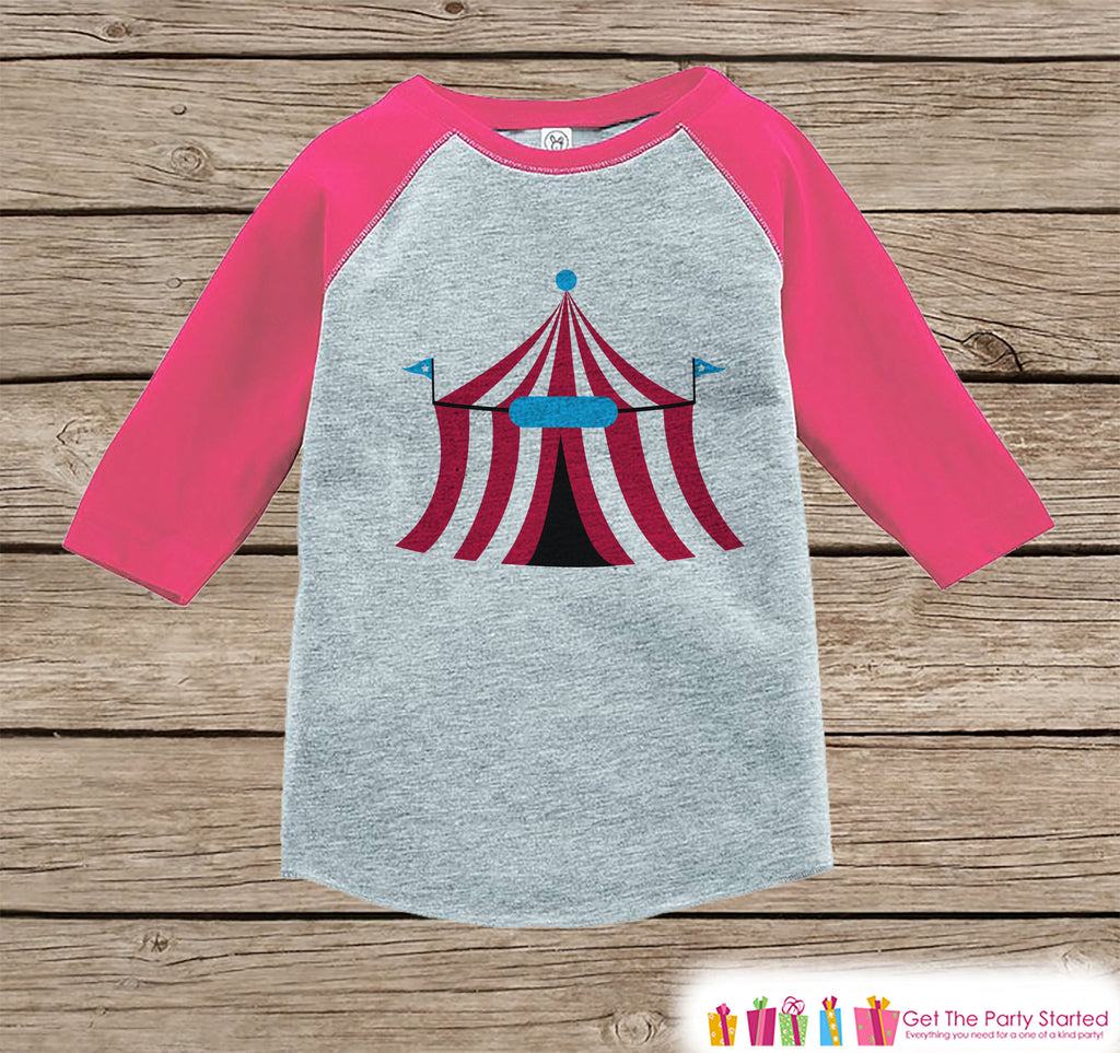 Circus Birthday Outfit