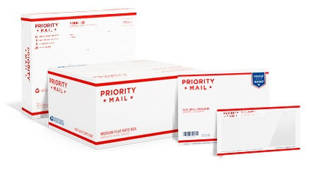 MegMar1187 - Priority Mail shipping - Get The Party Started