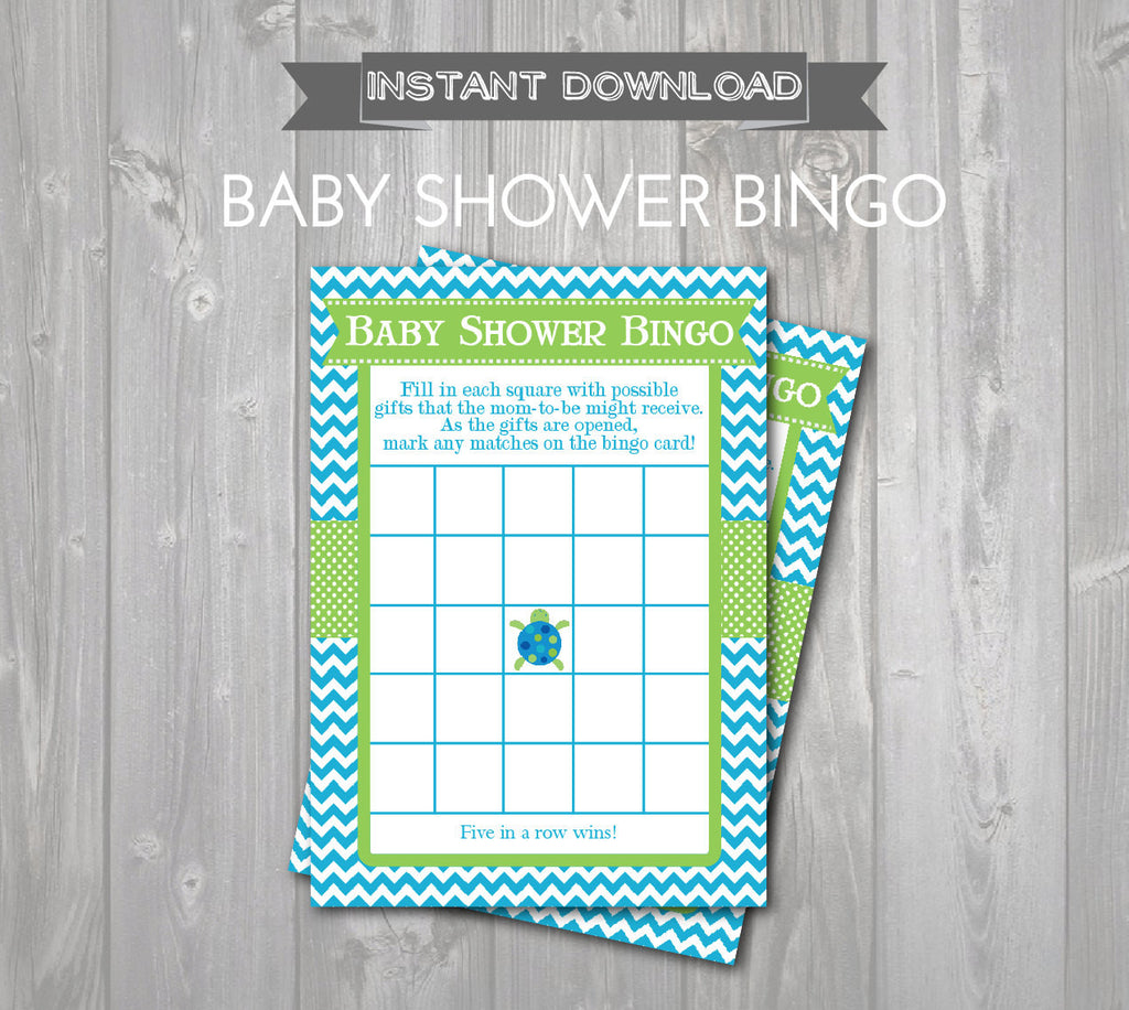 photo relating to Baby Shower Bingo Cards Printable identify Youngster SHOWER BINGO Sport Playing cards - Printable Little one Shower Bingo Playing cards - Turtle - Below the Sea Kid Shower - Ocean Shower - Instantaneous Down load