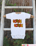 Thanksgiving Shirt - Gobble Gobble Novelty Onepiece - Fall Outfit for Baby Boy or Baby Girl - Thanksgiving Bodysuit - Novelty Shirt - Get The Party Started