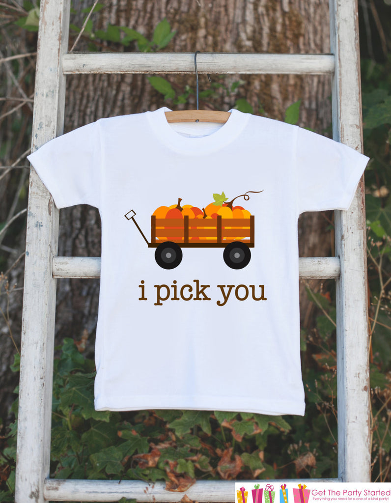 Novelty Pumpkin Outfit - Thanksgiving Shirt - Baby Novelty Onepiece - Fall Outfit for Baby Boy or Baby Girl - Thanksgiving Bodysuit Pumpkins - Get The Party Started
