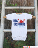 Big Brother Crab Onepiece or T-shirt - Custom Summer Outfit For Kids, Infants - Summer Onepiece or Shirt, Baby, Youth, Toddler - Fun Outfit