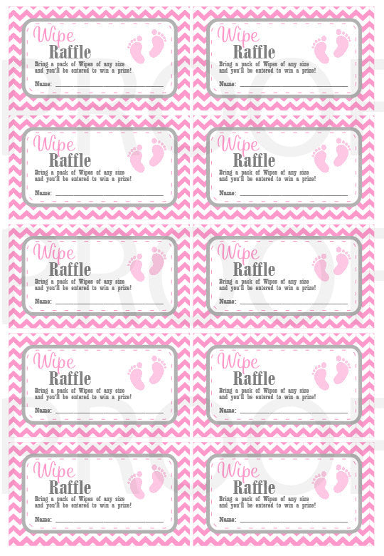 picture regarding Printable Tickets identified as WIPE RAFFLE TICKETS - Printable Child Shower Raffle Tickets - Gray Crimson Youngster Toes Child Shower - Fast Down load - Printable Tickets