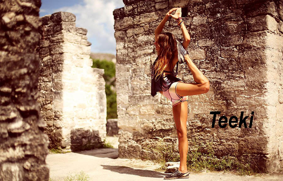 Teeki Brand - Pronounce Activewear