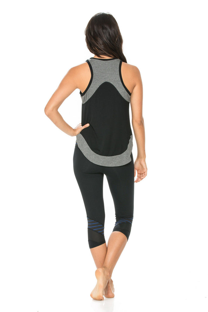Women's Dillion Tank Top by Body Language Sportswear, Body Language Sportswear - Pronounce Activewear