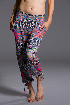 Gypsy Pant - Morocco, Onzie - Pronounce Activewear