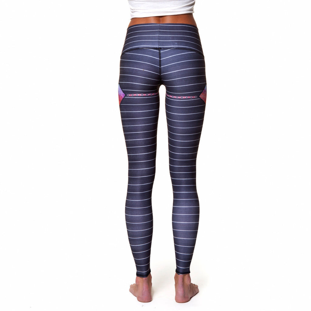 Teeki Reflection Hot Pant, Teeki - Pronounce Activewear
