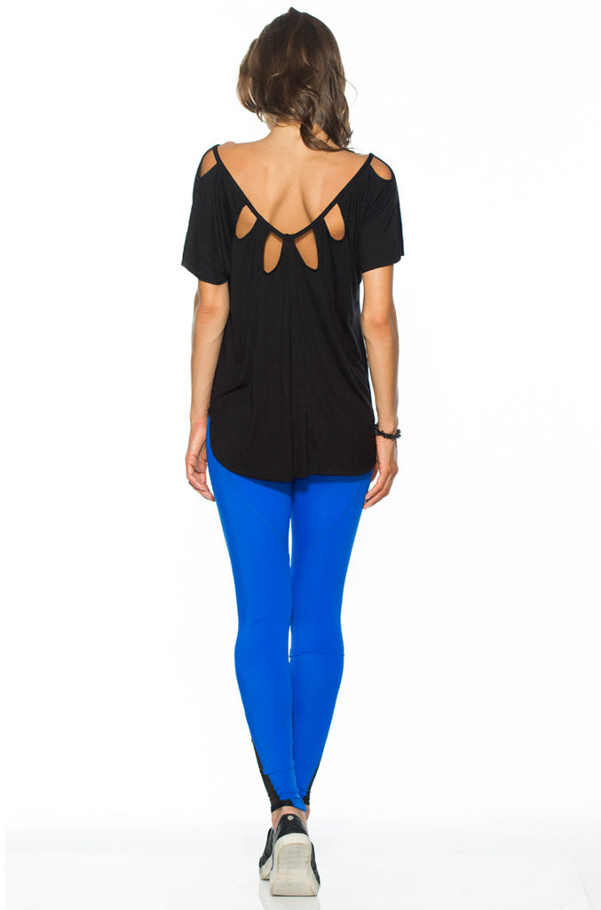 Monarch Butterfly Top, Nina B. Rose - Pronounce Activewear