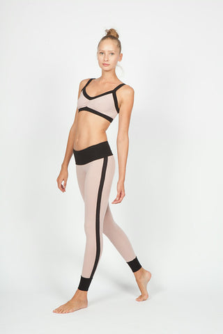 Graphic Elastic Bra - GREAT SPIRIT by Onzie