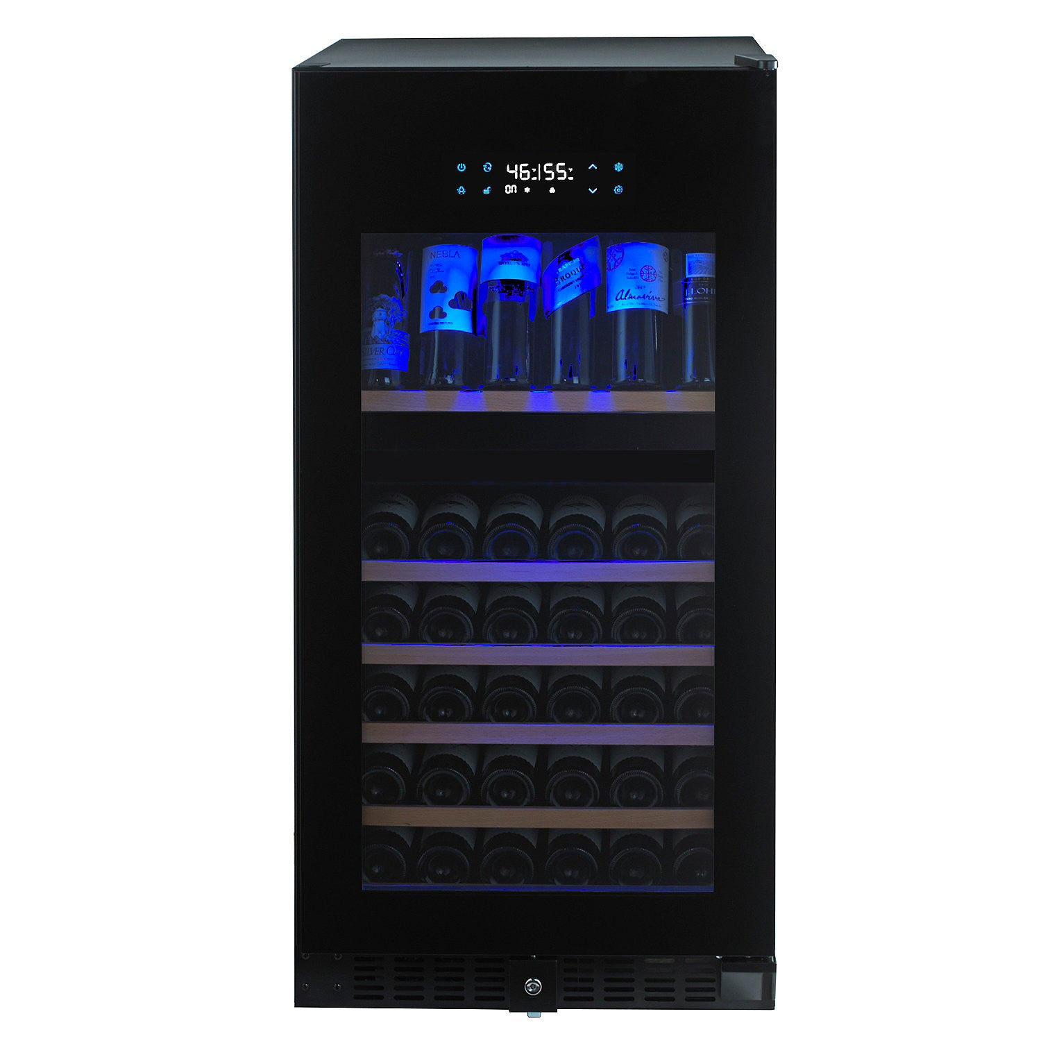Nu0027FINITY PRO HDX 94 Dual Zone Wine Cellar (Full Glass Door) ...  sc 1 st  Buy Wine Coolers & Nu0027FINITY PRO HDX 94 Dual Zone Wine Cellar (Full Glass Door) - Buy ...