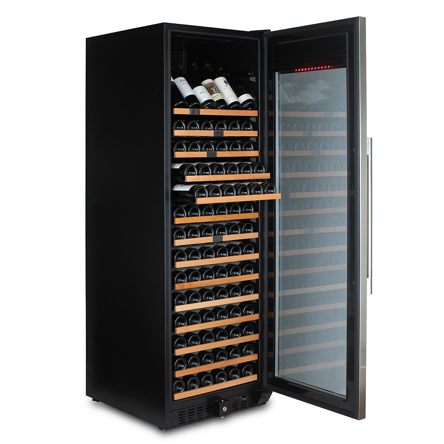 Find helpful customer reviews and review ratings for Wine Enthusiast N'Finity Modular Wine Cellar with With Glass and Stainless Steel Door, Bottle Capacity at collegenewhampshire938.ml Read honest and unbiased product reviews from our users.