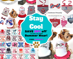 Dogdays Pet Apparel Specials