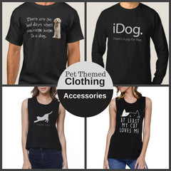 Pet Themed Apparel For Petlovers
