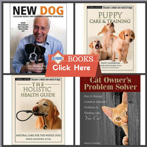 Dog Cat Books Guides and Ebooks for Pet Dog Cat Lovers