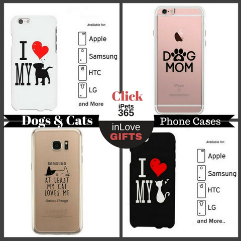 Funny and Cute Phrased Dog Catcell phone cases and gifts for petlovers