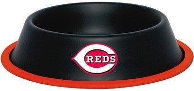 Cincinnati REDS  MLB 32 oz. Water Bowl - Daisey's Doggie Chic