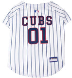 Chicago CUBS  MLB Jersey - Daisey's Doggie Chic