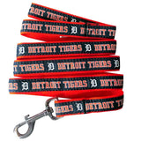 Detroit TIGERS  MLB Nylon Leash - Daisey's Doggie Chic - 1