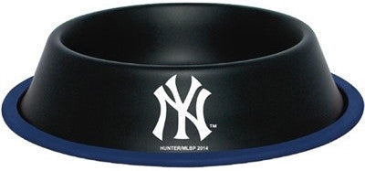 New York YANKEES  MLB 32 oz. Water Bowl
