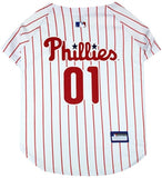 Philadelphia PHILLIES  MLB Jersey - Daisey's Doggie Chic