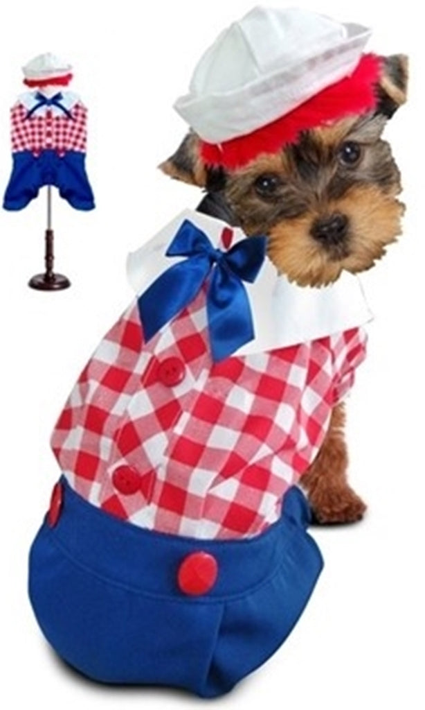 Raggedy Ragdoll Boy - Dog Costume - Daisey's Doggie Chic