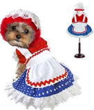 Raggedy Ragdoll Girl - Dog Costume - Daisey's Doggie Chic