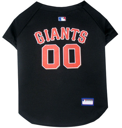 San Francisco GIANTS  MLB Jersey - Daisey's Doggie Chic